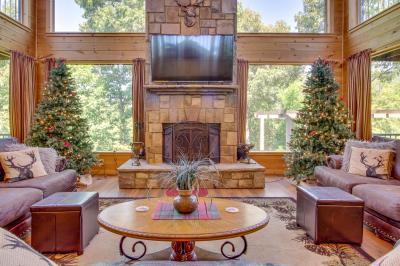 Soaring Eagle Cabin - Sautee Nacoochee Vacation Rental