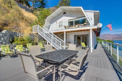 Collins Lakehouse - Chelan Vacation Rental