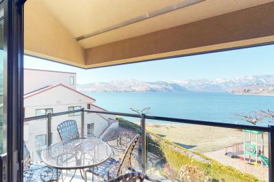 Lake Chelan Shores: Shoreside Serenity - Chelan Vacation Rental