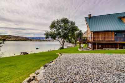 Entiat Lake House - Chelan Vacation Rental