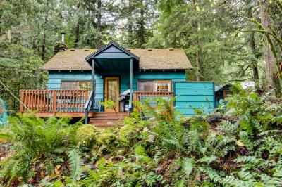 Huckleberry Haven - Rhododendron Vacation Rental