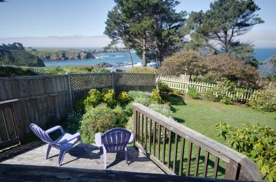 Headlands Cove - Mendocino Vacation Rental