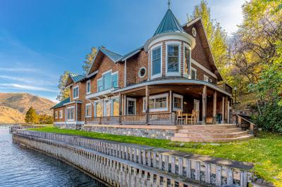 Baker's Lake Lodge - Chelan Vacation Rental