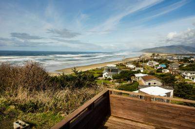 Cape Meares Ocean Vista - Cape Meares Vacation Rental