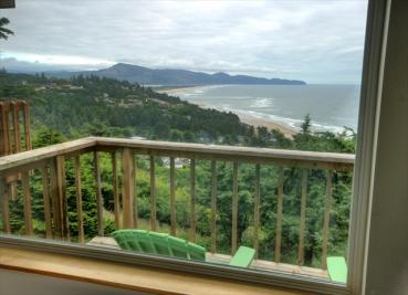 Sky Beach Cabin #2 - Oceanside Vacation Rental