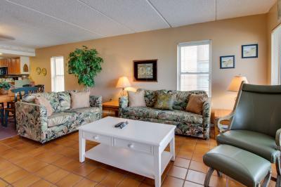 Beachview Condominiums: Palm Tree Pathway (#303) - South Padre Island Vacation Rental