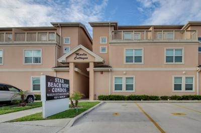 Marlin Cottages: Beachside Bungalow (#5) - South Padre Island Vacation Rental