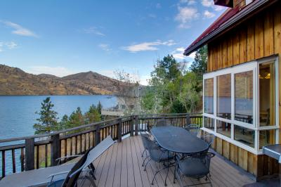 Tift Lake House - Chelan Vacation Rental