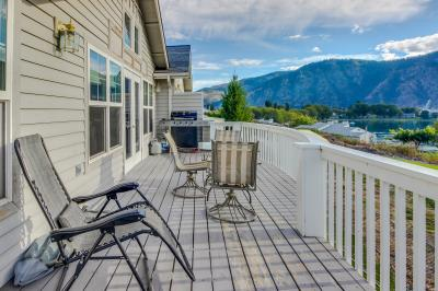 Wapato Ridge: Kokanee's Hideaway (210) - Manson Vacation Rental