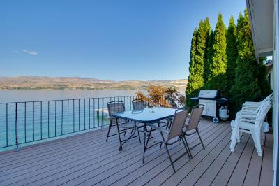 Sunnyside Lake House - Chelan Vacation Rental