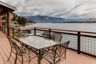 Lakeshore Lodge - Chelan Vacation Rental