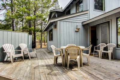 6 Flat Top with Fitness Center - Sunriver Vacation Rental