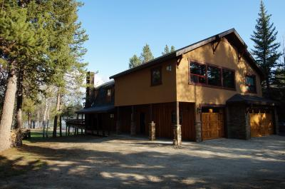Boulder Creek Lake House- Fun, Gorgeous, Roomy - Donnelly Vacation Rental