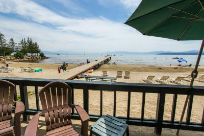 Franciscan Lakefront Cottage - Tahoe Vista Vacation Rental