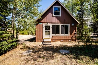 The S.S. Tetrad Cabin - Donnelly Vacation Rental