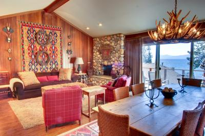 Brockway Luxury Lakeview - Kings Beach Vacation Rental