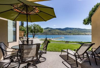 Lake Chelan Shores: Spirit of the Cascades (#1-2) - Chelan Vacation Rental