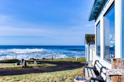 Beachcomber Cottage - Yachats Vacation Rental