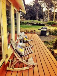 Oceanfront Coastal Cottage - Newport Vacation Rental