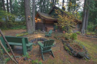 Zoe's Log Cabin - Brightwood Vacation Rental