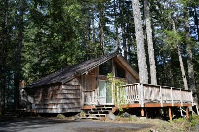 Pappy's Cabin - Brightwood Vacation Rental