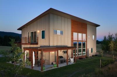 The Clark Dwelling - Kalispell Vacation Rental