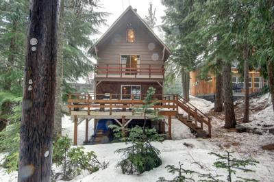 Steel Lane Chalet - Government Camp Vacation Rental