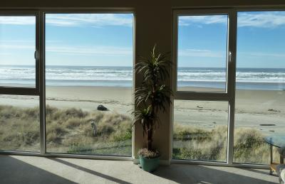 Windows on the Sea Vacation Rental - Rockaway Beach Vacation Rental