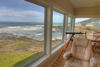Rocky Shores Vacation Rental - Yachats Vacation Rental