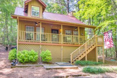 Lorins Way Cabin - Sautee Nacoochee Vacation Rental