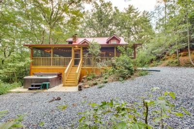 Four Cubs in the Creek Cabin - Sautee Nacoochee Vacation Rental