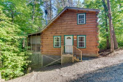 Serenity Cabin - Sautee Nacoochee Vacation Rental