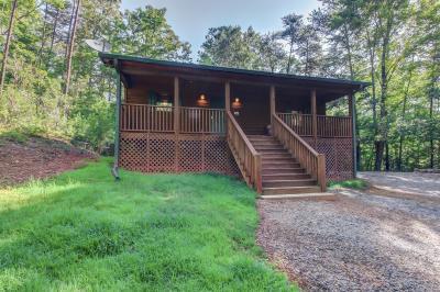 Timber Top Cabin - Sautee Nacoochee Vacation Rental