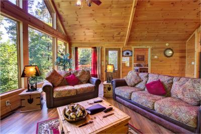 Natural High Cabin - Sautee Nacoochee Vacation Rental