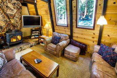 Woodview Tahoe City Lodge with Hot Tub - Tahoe City Vacation Rental