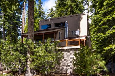 Tahoe City Exclusive with Lake Views - Tahoe City Vacation Rental