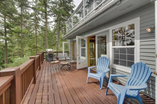 Shore Thing Retreat - Eastsound, WA Vacation Rental
