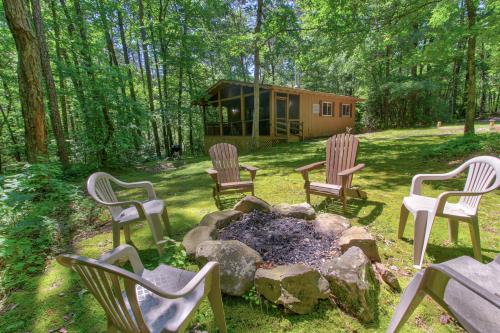 Pine Breeze - Sautee Nacoochee, GA Vacation Rental