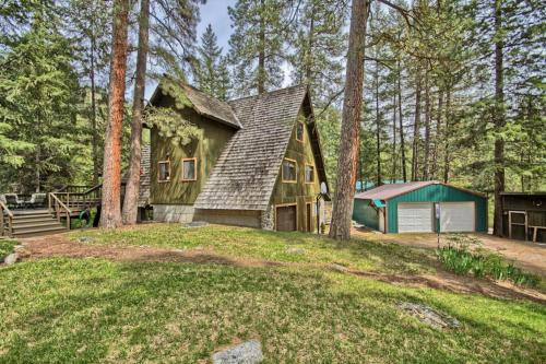 Leavenworth Escape -  Vacation Rental - Photo 1