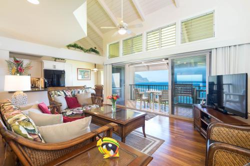 Pali Ke Kua #205 - Princeville, HI Vacation Rental