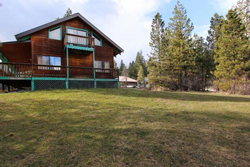 Snow Springs Cabin - Garden Valley, ID Vacation Rental