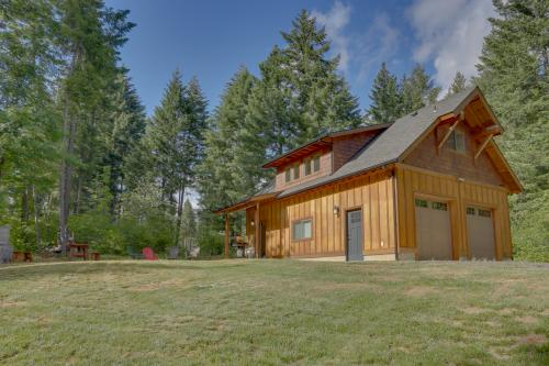 White Salmon River Refuge - White Salmon, WA Vacation Rental