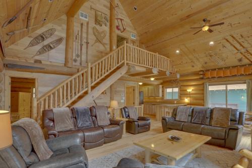 Big Bear Cabin -  Vacation Rental - Photo 1