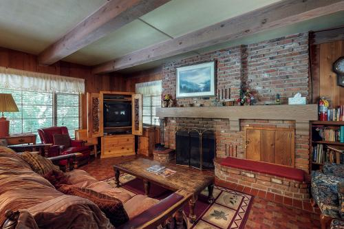 Granny's Creekside Cabin -  Vacation Rental - Photo 1