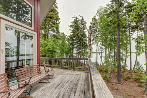 Moosehead Sports Lodge -  Vacation Rental - Photo 1