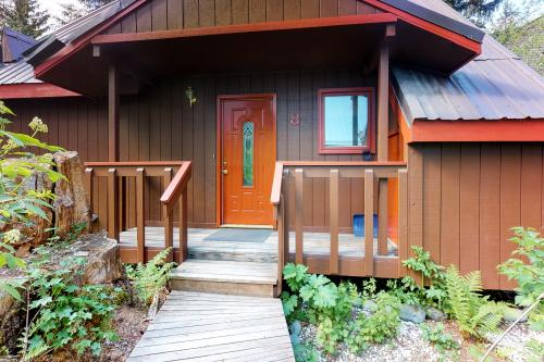 Snowbird Chalet #8 -  Vacation Rental - Photo 1