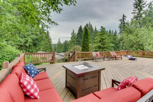 Gathering Place Near Langley - Langley, WA Vacation Rental