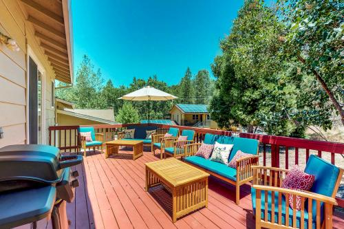 Cottonwood Cabin -  Vacation Rental - Photo 1