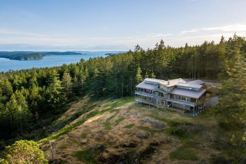 Orcas Waterview Island Retreat  -  Vacation Rental - Photo 1