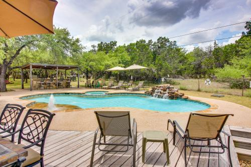 Whitetail Ridge Retreat - Dripping Springs, TX Vacation Rental